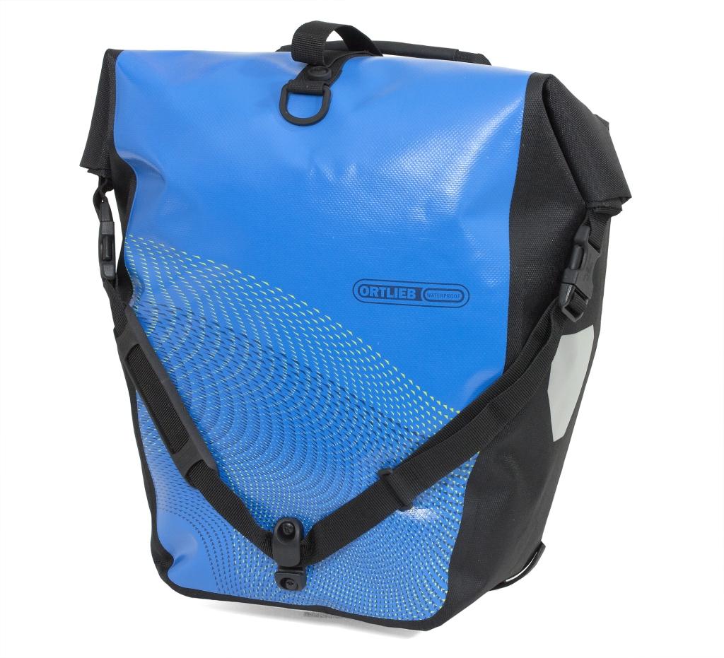 Ortlieb Back-Roller Design – QL2.1 Paar ozeanblau schwarz-30