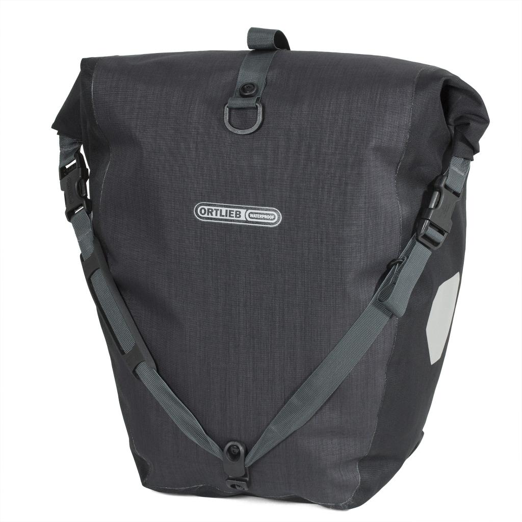 Ortlieb Back-Roller Plus – QL2.1 – Paar granite black-30