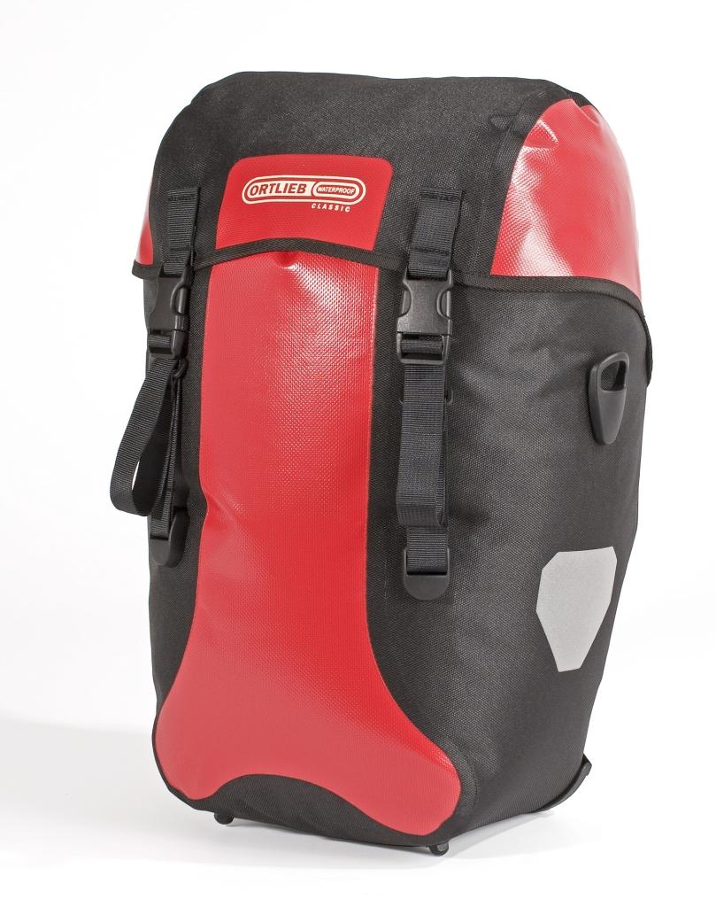 Ortlieb Bike-Packer Classic rot schwarz-30