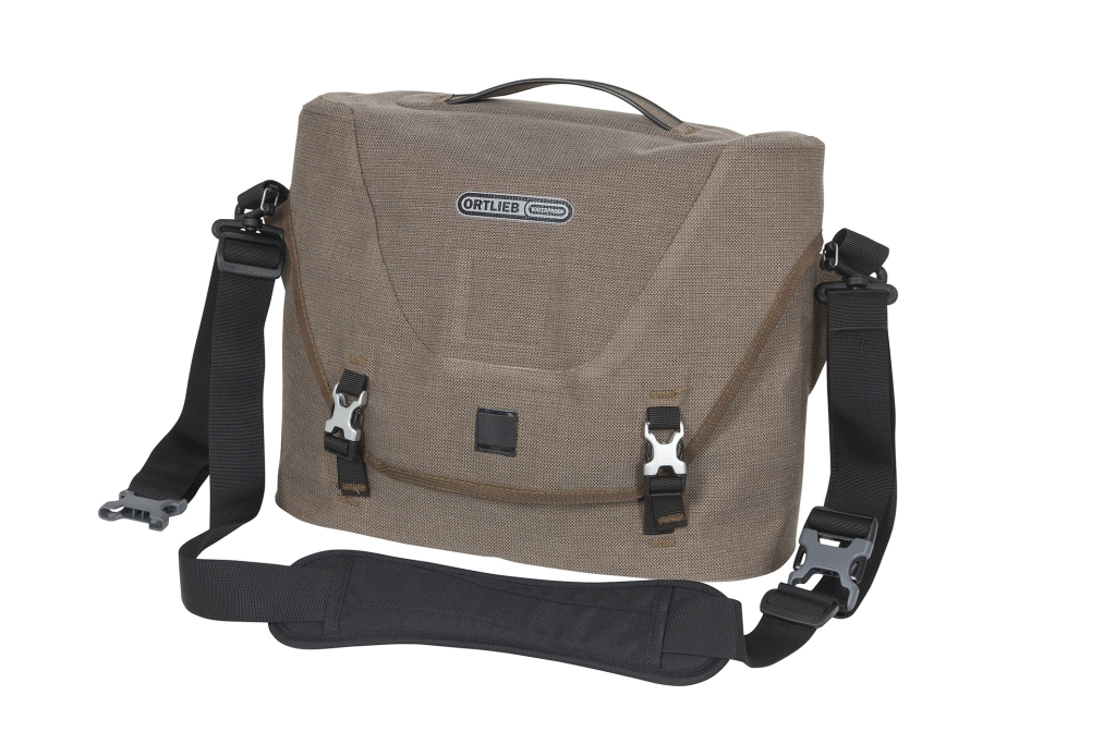 Ortlieb Courier-Bag Urban Line M coffee-30