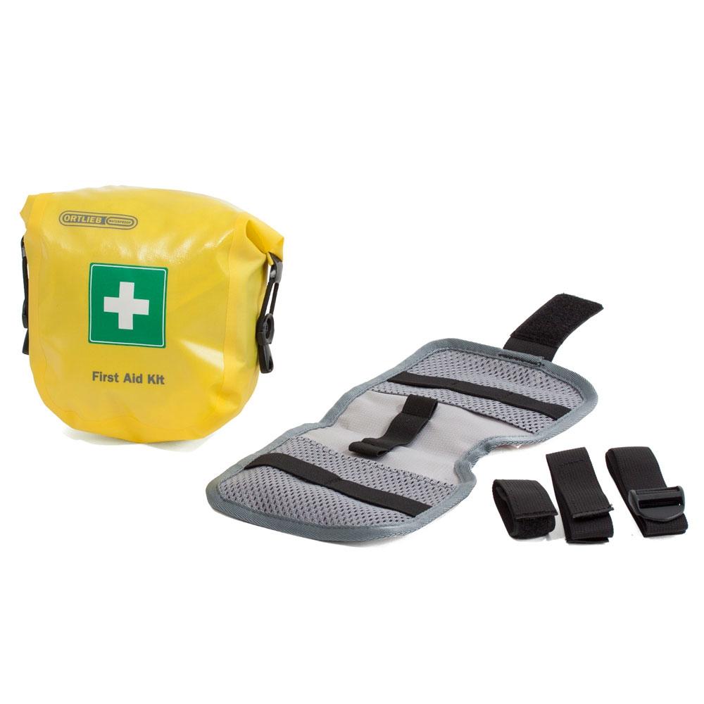 Ortlieb First-Aid-Kit Medium Ohne Inhalt gelb-30