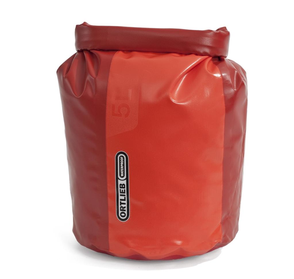 Ortlieb Packsack 5 L – w/o valve cranberry signalrot-30