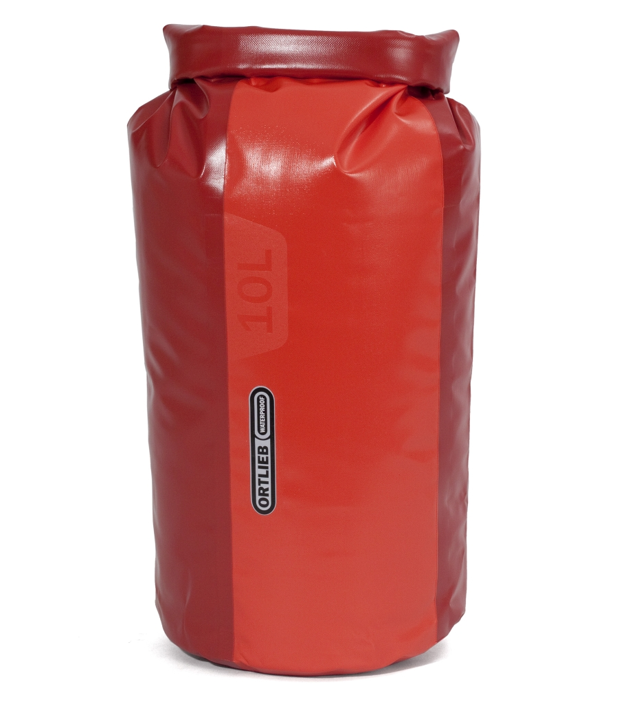 Ortlieb Packsack PD350 10 L – w/o valve cranberry signalrot-30