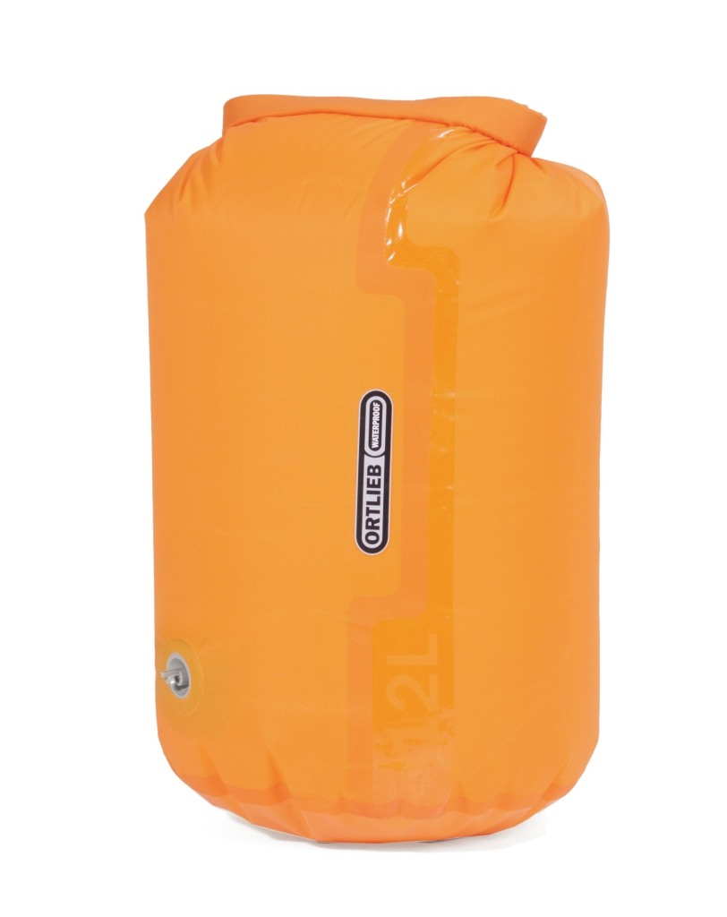Ortlieb Kompressionspacksack Mit Ventil PS10 12 L orange-30