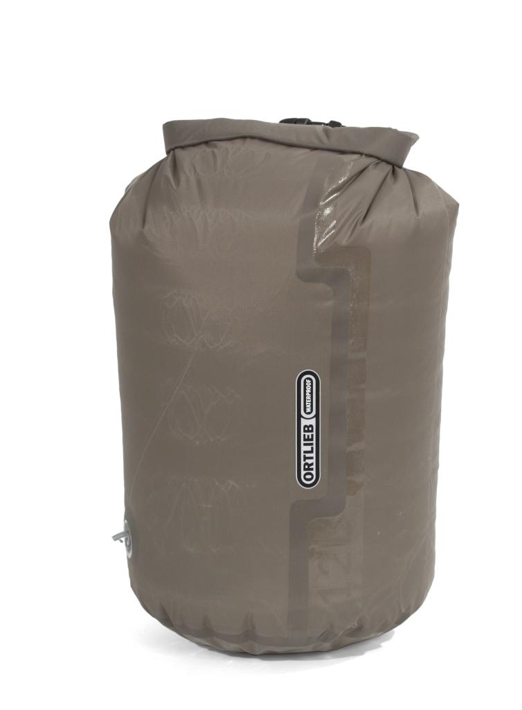 Ortlieb Kompressionspacksack Mit Ventil PS10 12 L dunkelgrau-30