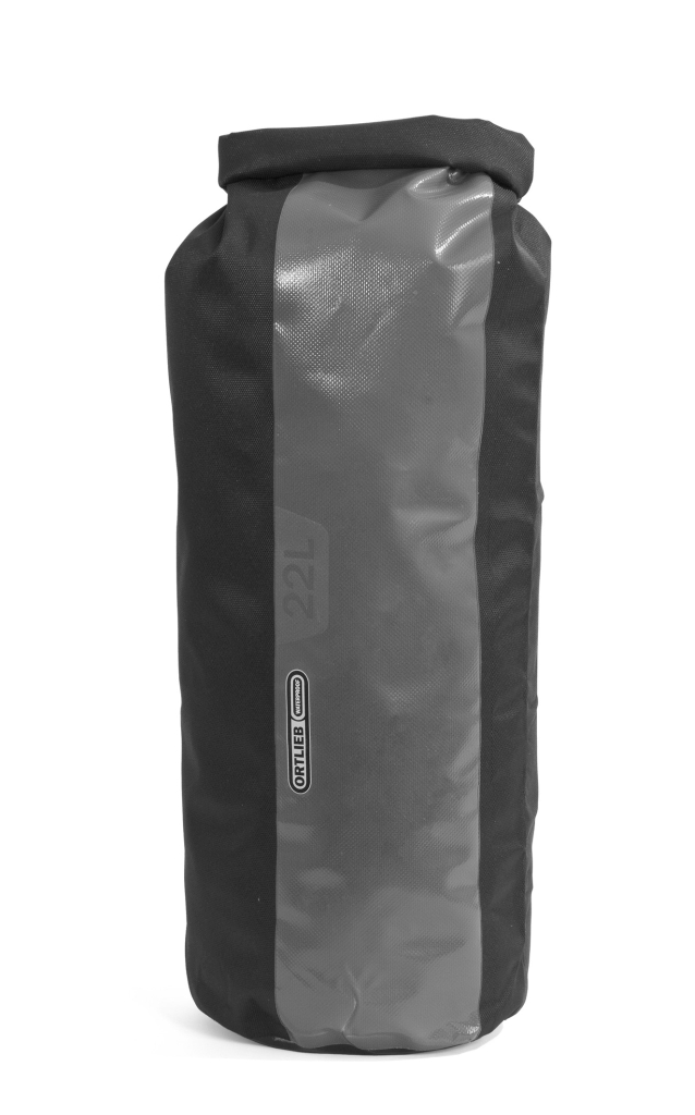 Ortlieb Packsack PS490 22 L schwarz grau-30