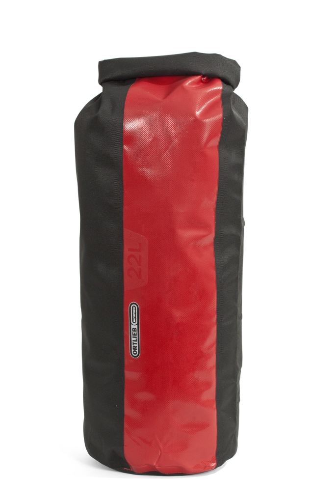 Ortlieb Packsack PS490 22 L schwarz rot-30
