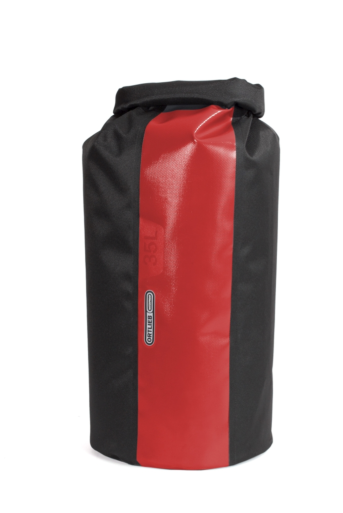 Ortlieb Packsack PS490 35 L schwarz rot-30