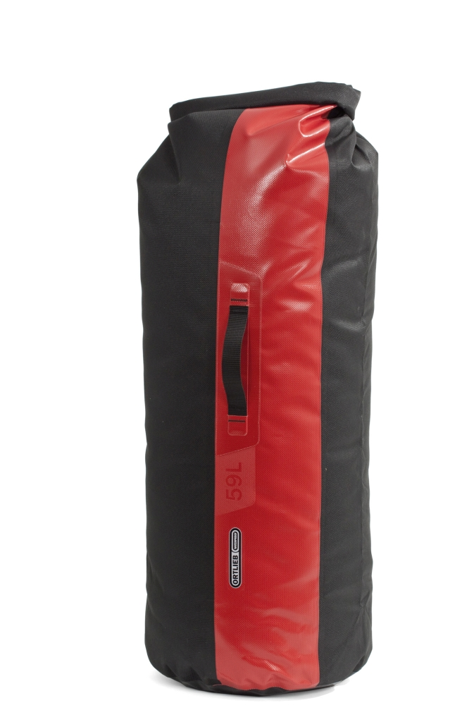 Ortlieb Packsack PS490 59 L schwarz rot-30
