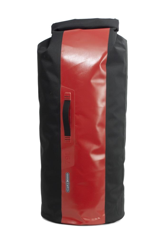Ortlieb Packsack PS490 79 L schwarz rot-30