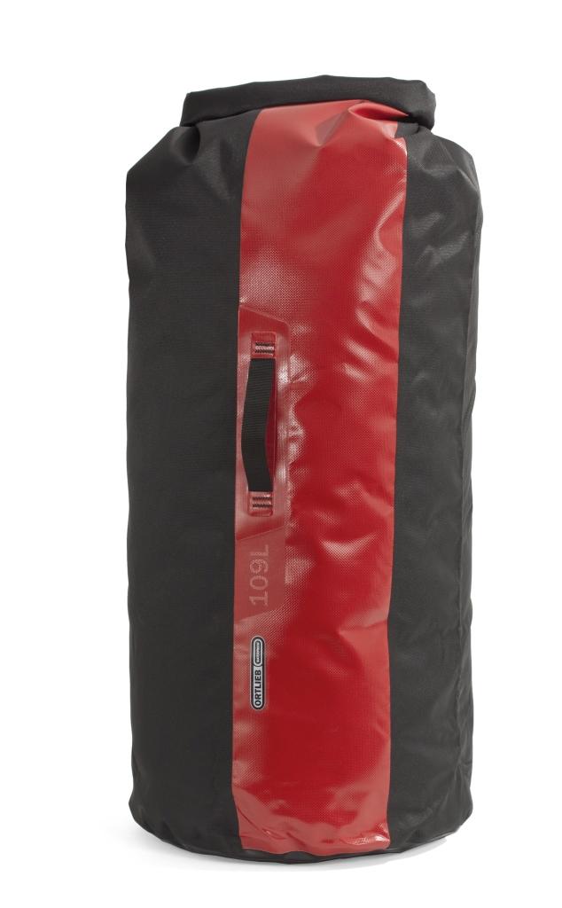 Ortlieb Packsack PS490 109 L schwarz rot-30