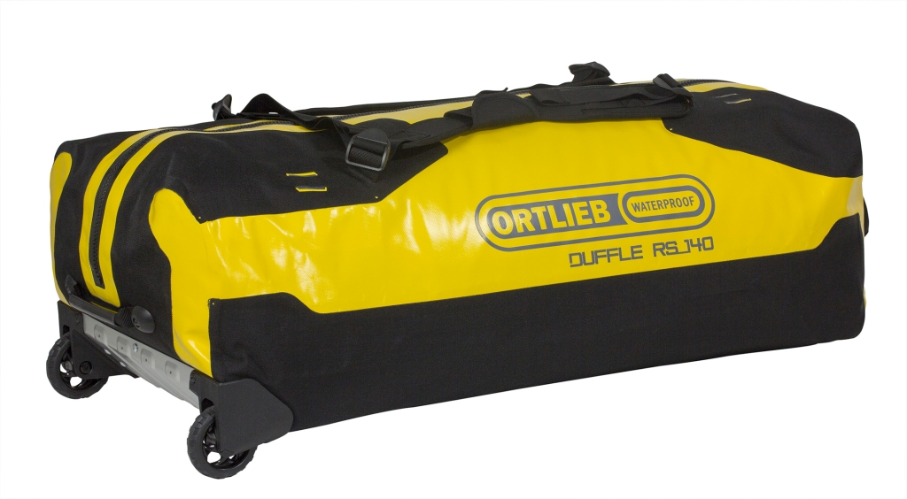 Ortlieb Duffle RS 140 L sonnengelb-30