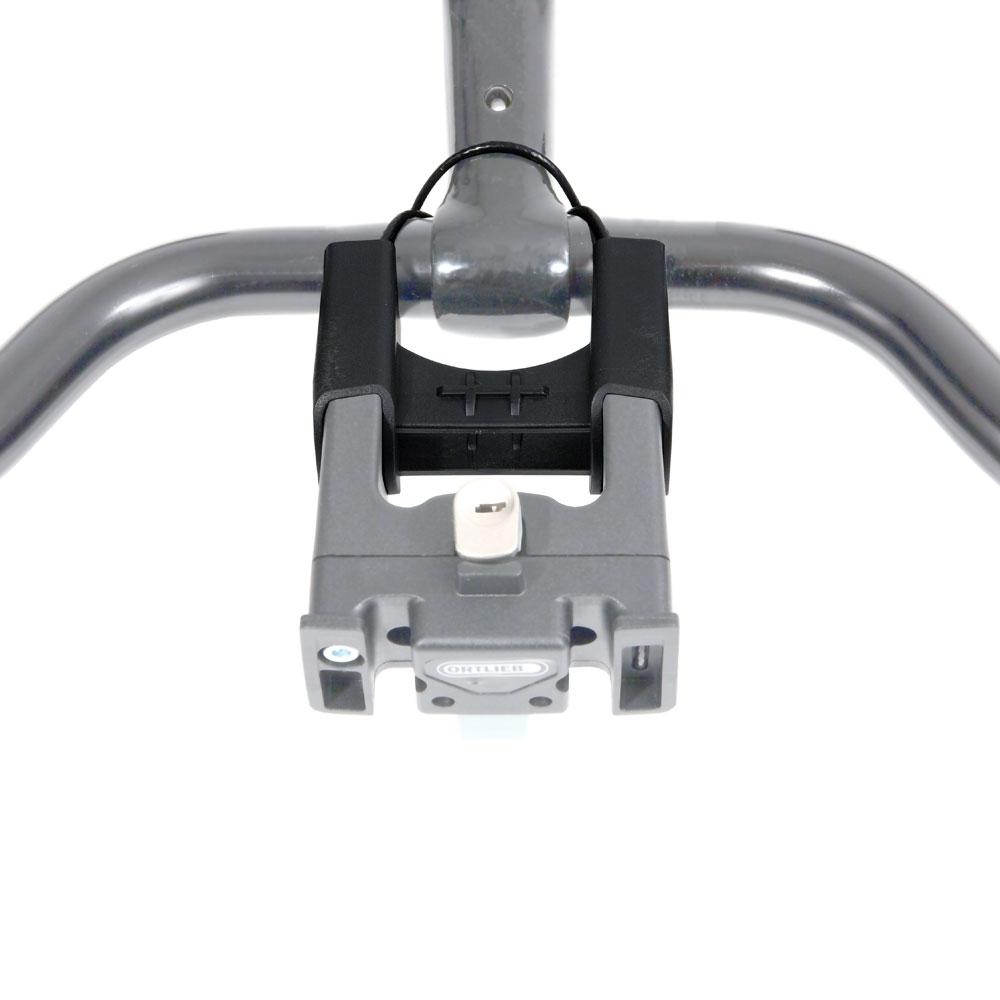 Ortlieb Ultimate Montageset Verlängerungsadapter schwarz-30