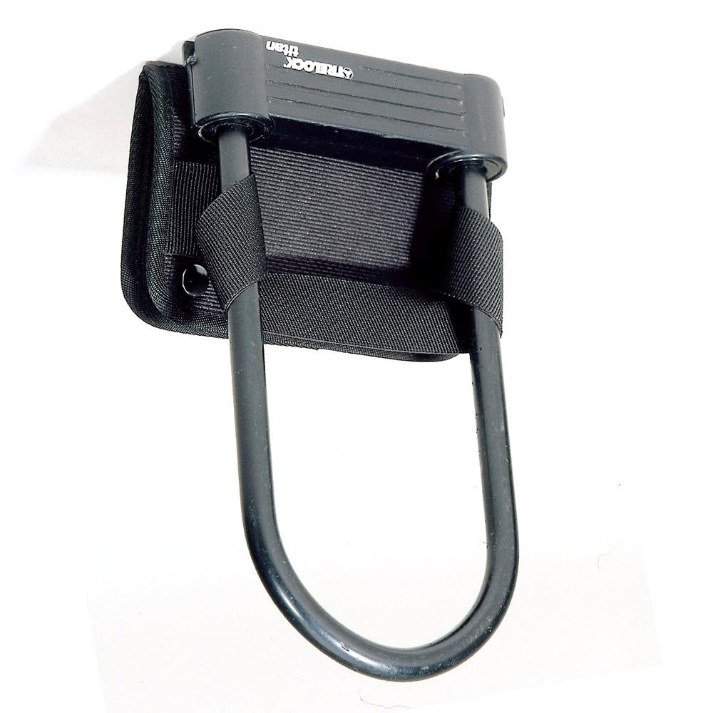 Ortlieb Bügelschlosshalter schwarz-30