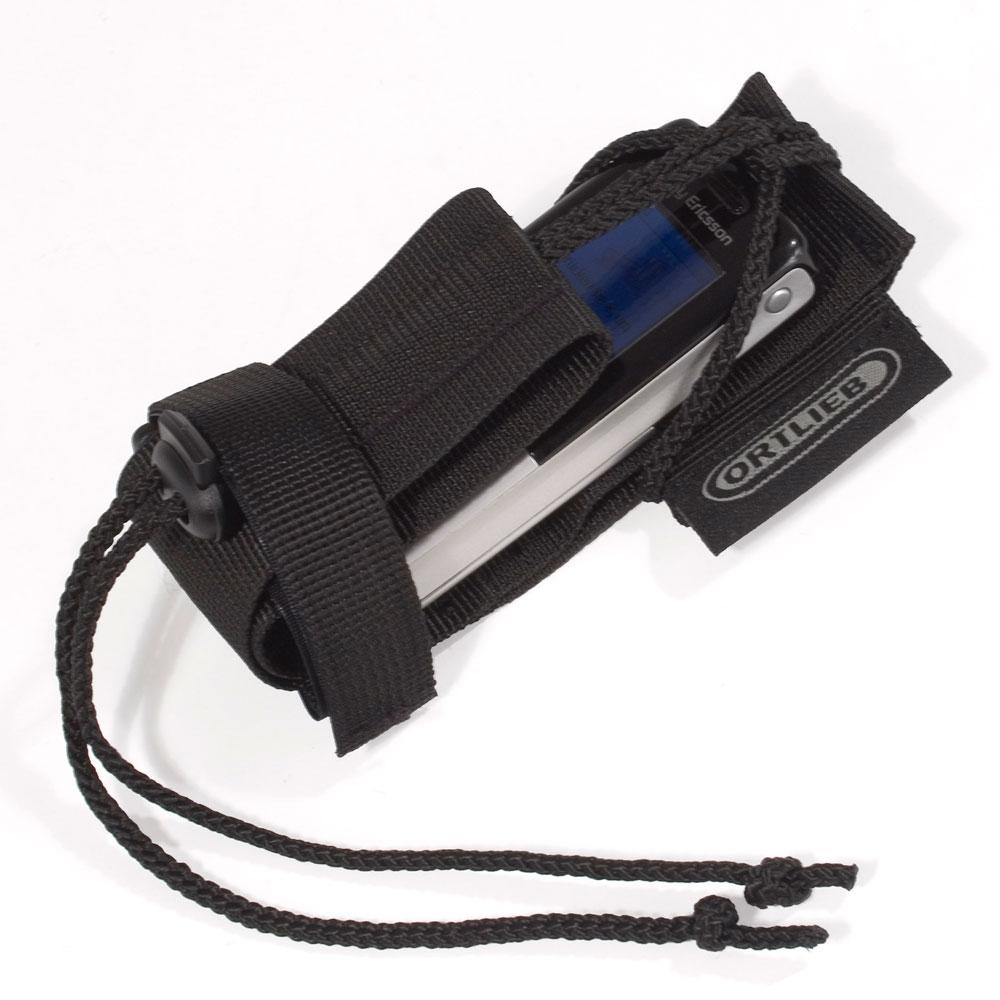 Ortlieb Handyhalter schwarz-30