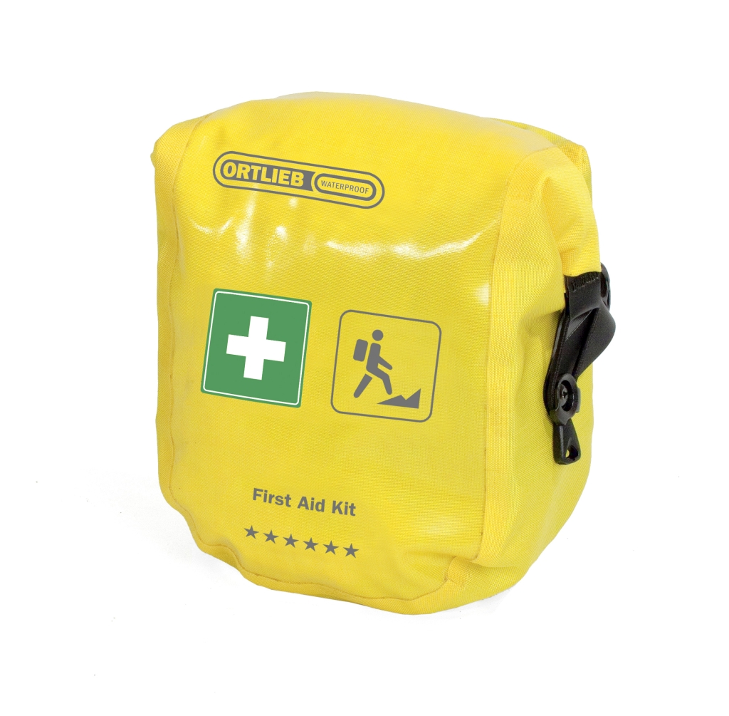 Ortlieb First-Aid-Kit Mountain/Trekking gelb-30
