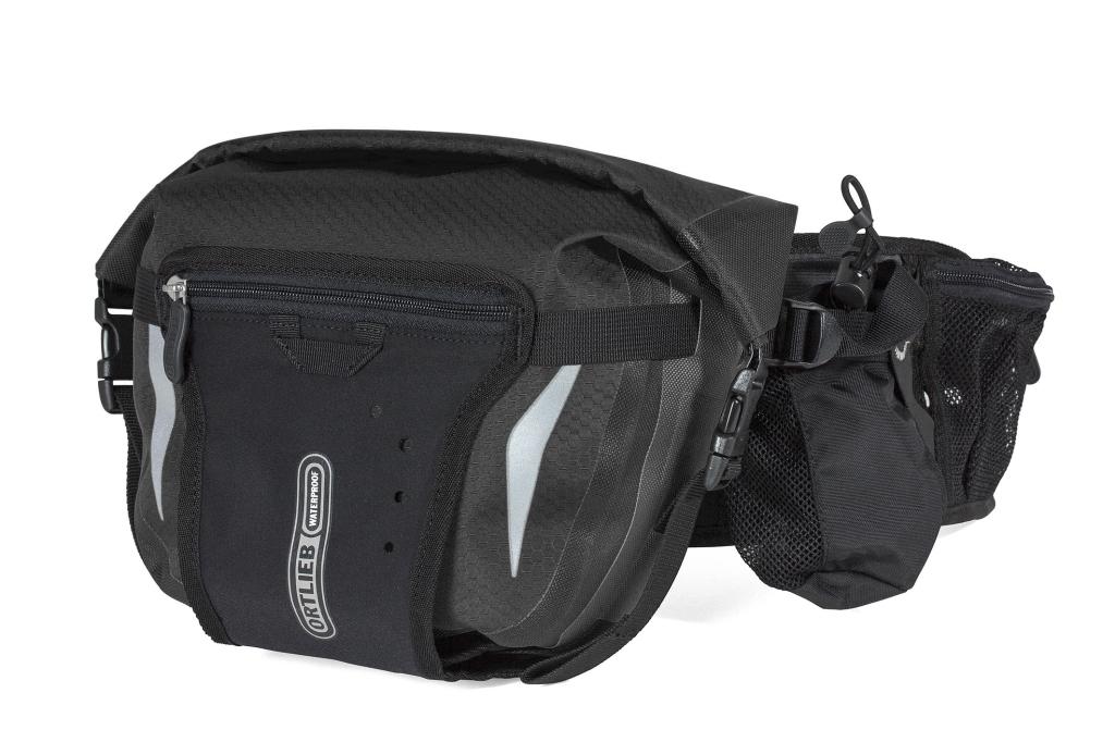 Ortlieb Hip-Pack 2 L schiefer schwarz-30