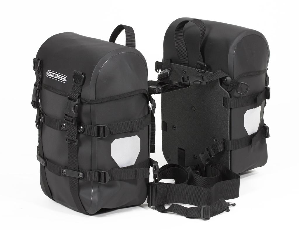 Ortlieb Pferdepacktasche schwarz-30