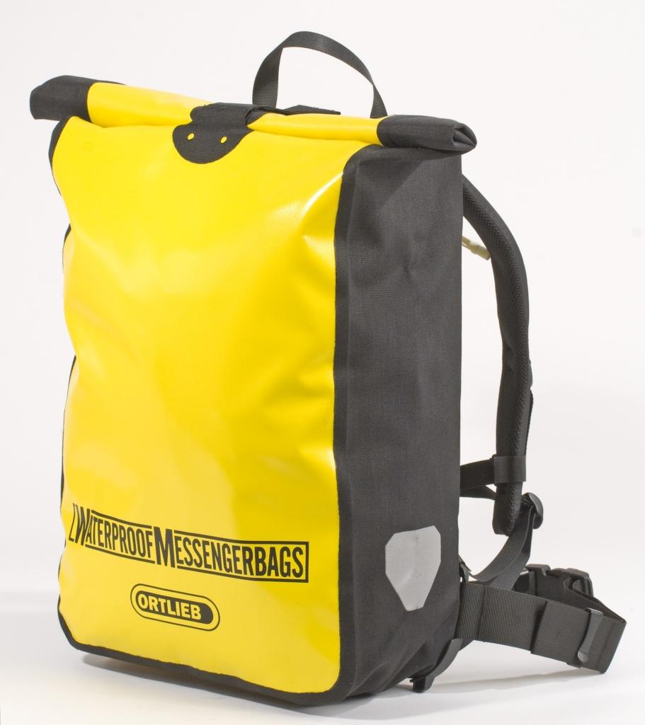 Ortlieb Kuriertasche gelb schwarz-30