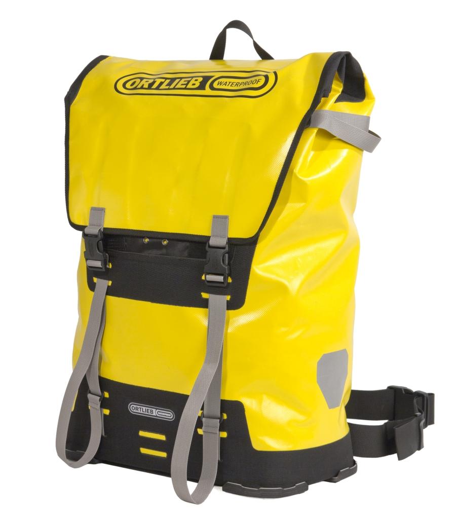 Ortlieb Messenger Bag XL gelb schwarz-30