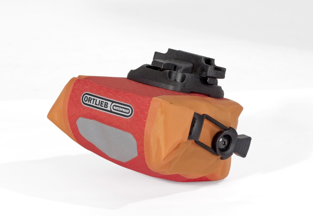 Ortlieb Saddle-Bag Micro signalrot orange-30