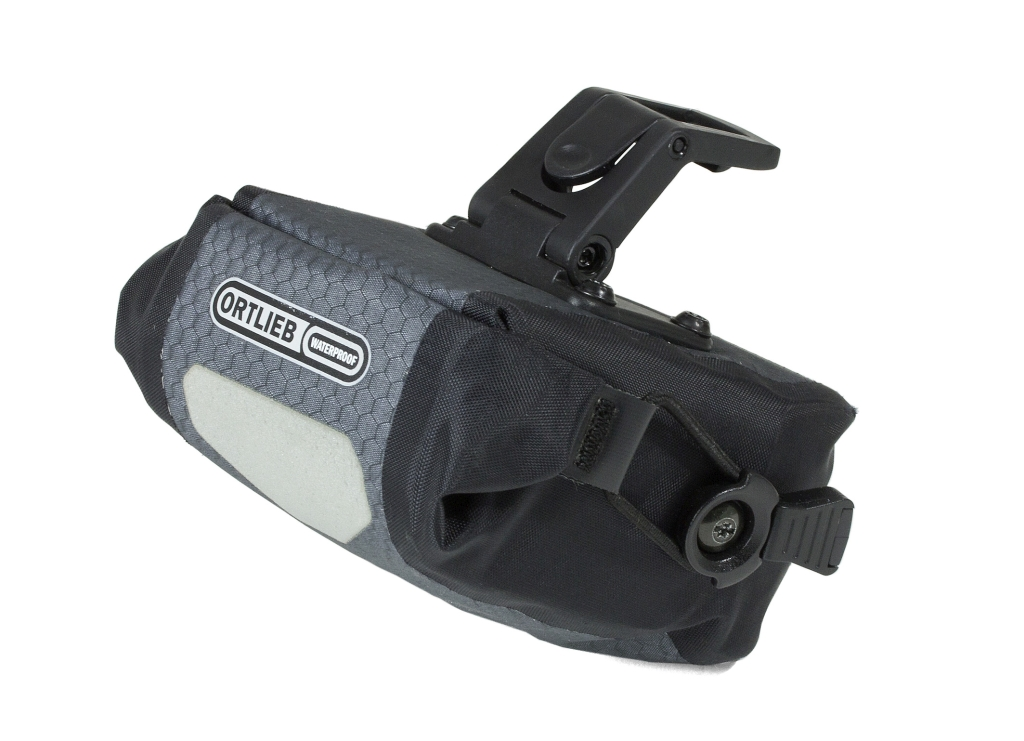 Ortlieb Saddle-Bag Micro schiefer schwarz-30