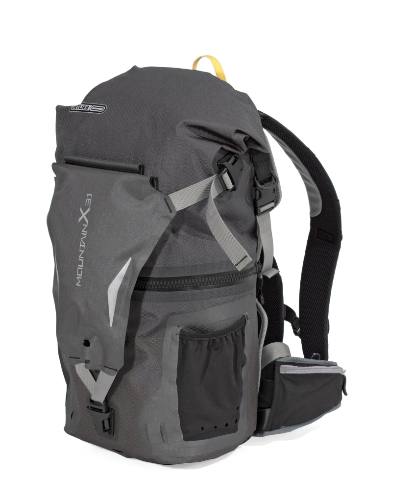Ortlieb Mountainx X 31 L schiefer-30