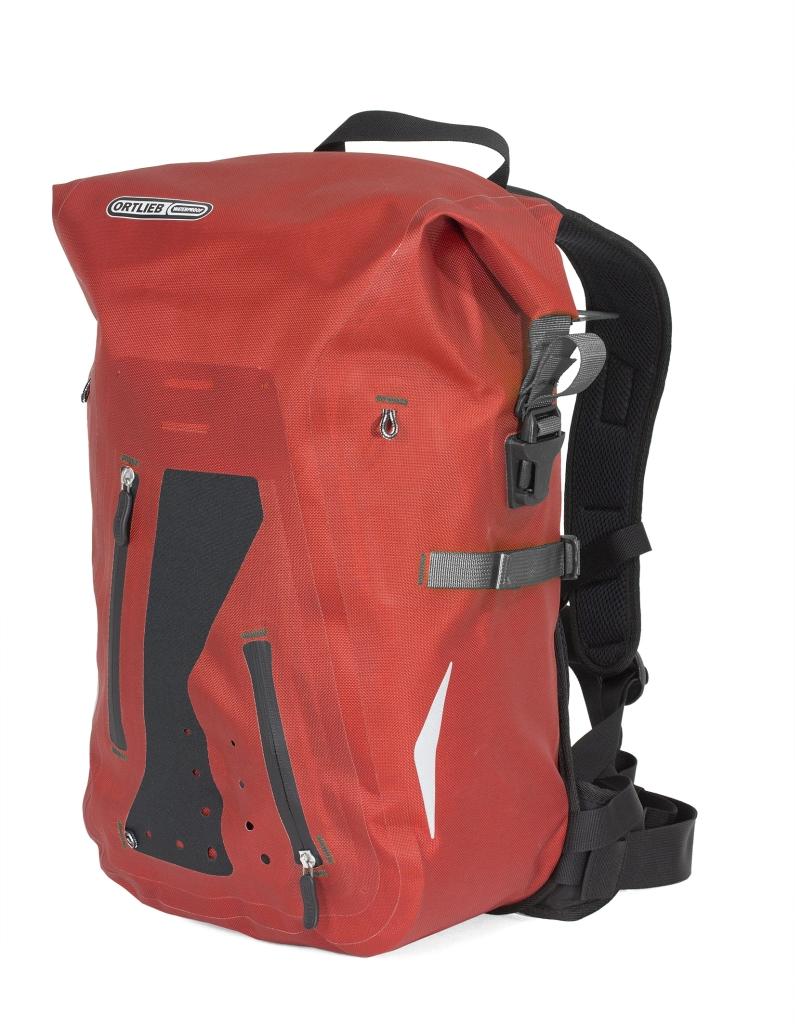 Ortlieb Packman Pro 2 dark chili-30