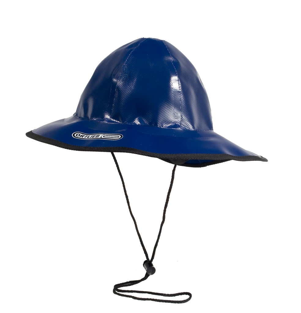 Ortlieb Ortlieb Regenhut blau-30