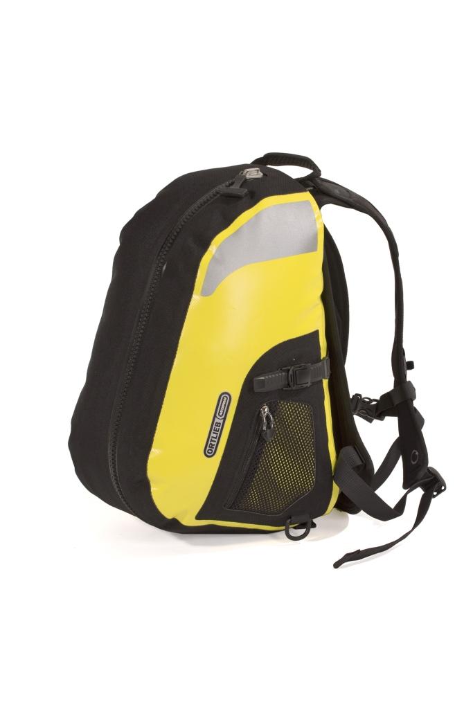 Ortlieb Liegerad Und Scooterbike Rucksack gelb schwarz-30