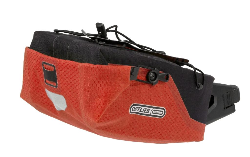 Ortlieb Seat Post Bag M signalrot-schwarz-30
