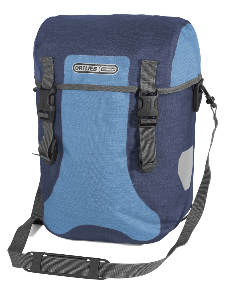 Ortlieb Sport-Packer Plus – QL2.1 Paar denim stahlblau-30