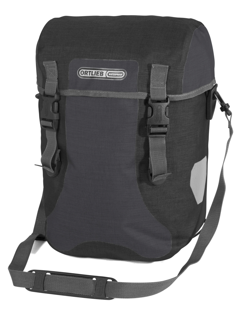 Ortlieb Sport-Packer Plus – QL2.1 Paar granit schwarz-30