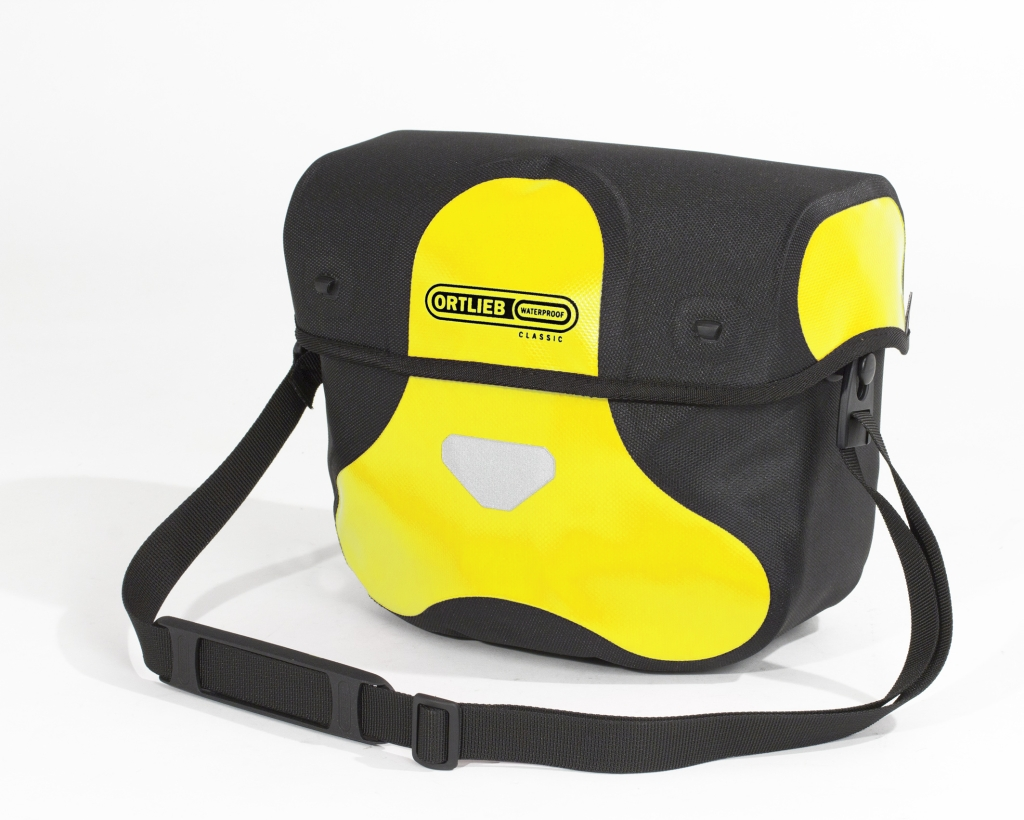 Ortlieb Ultimate 6 Classic gelb schwarz-30