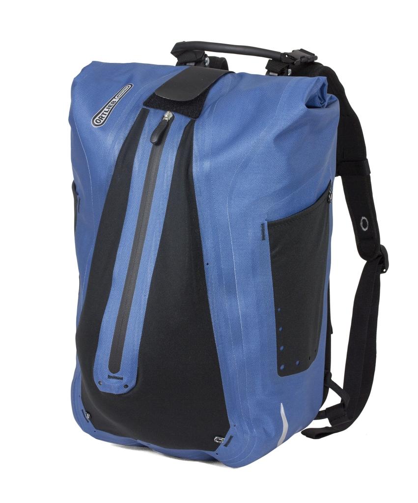 Ortlieb Vario Backpack – QL2.1 stahlblau-30