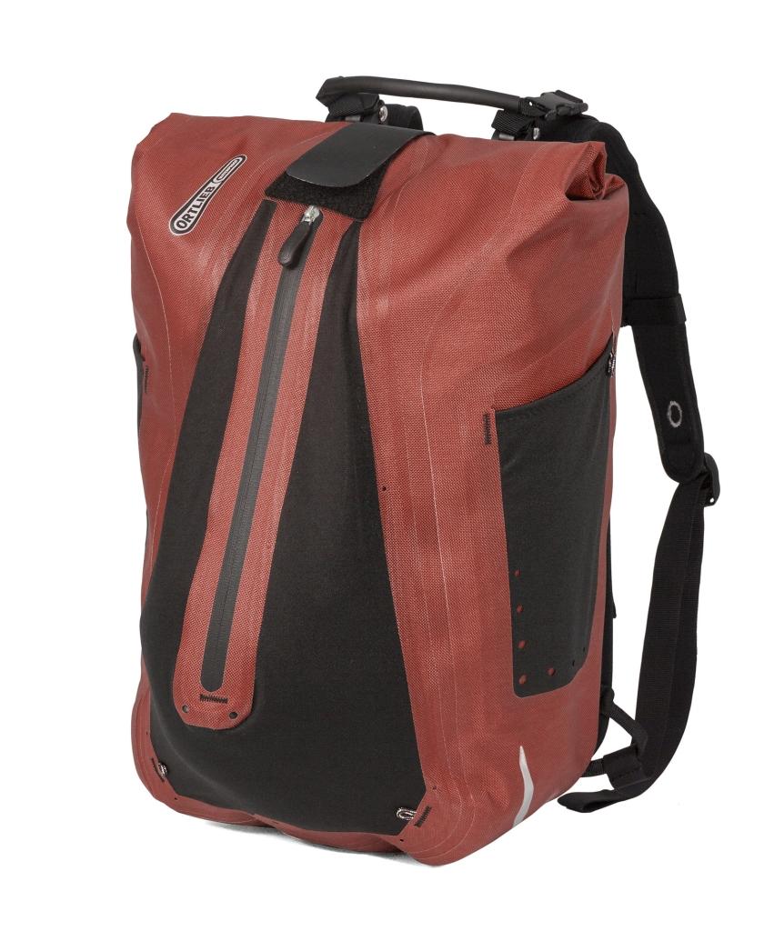 Ortlieb Vario Backpack – QL2.1 dark chili-30