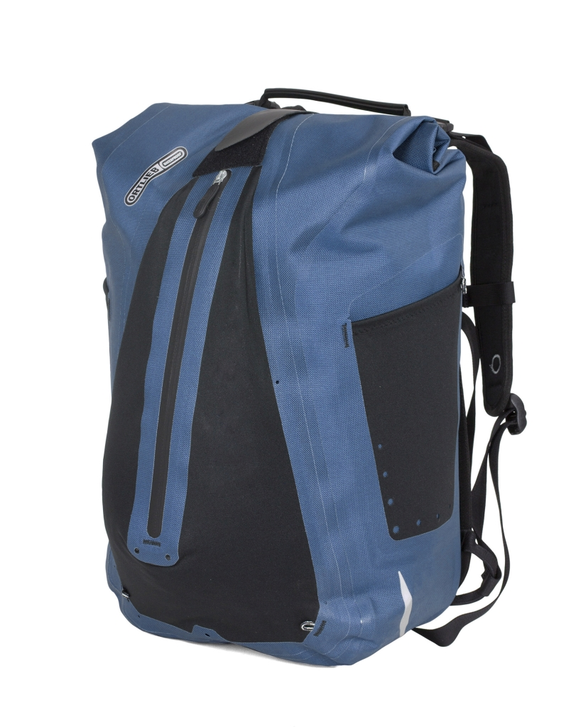 Ortlieb Vario Backpack – QL3 stahlblau-30