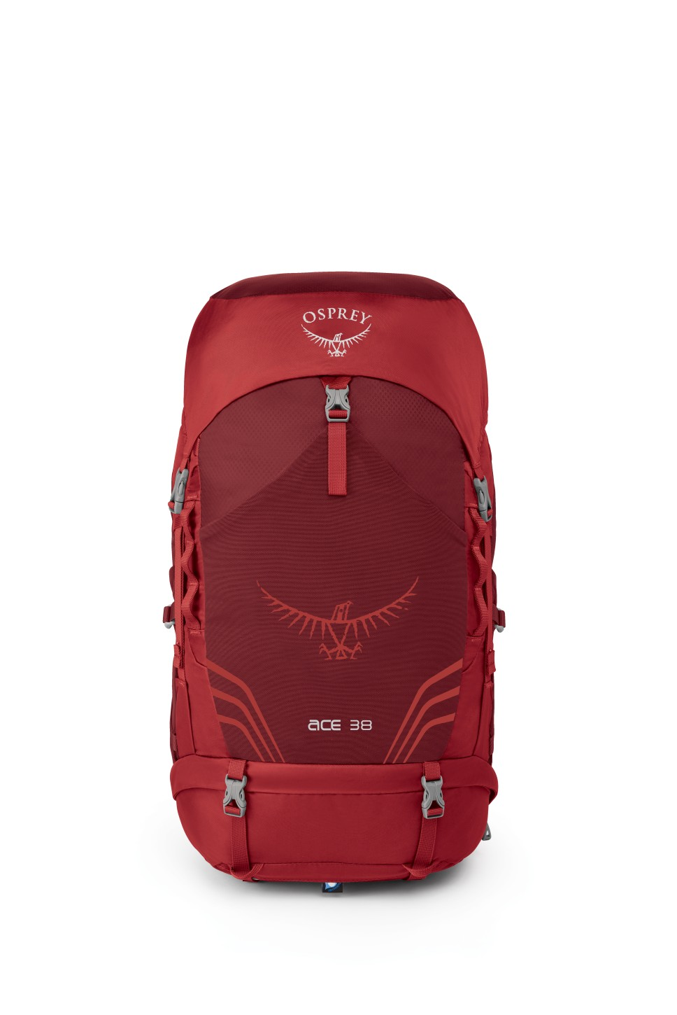 Osprey Ace 38 Paprika Red-30