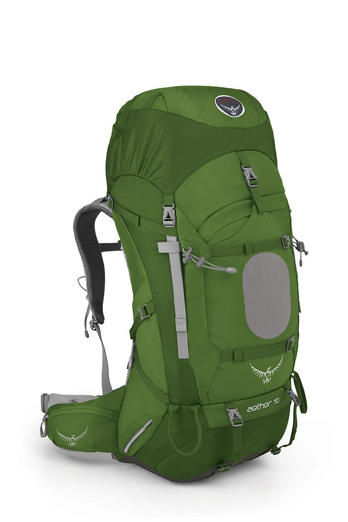 Osprey Aether 70 Bonsai Green-30