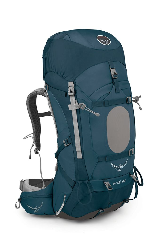 Osprey Ariel 55 Deep Sea Blue-30