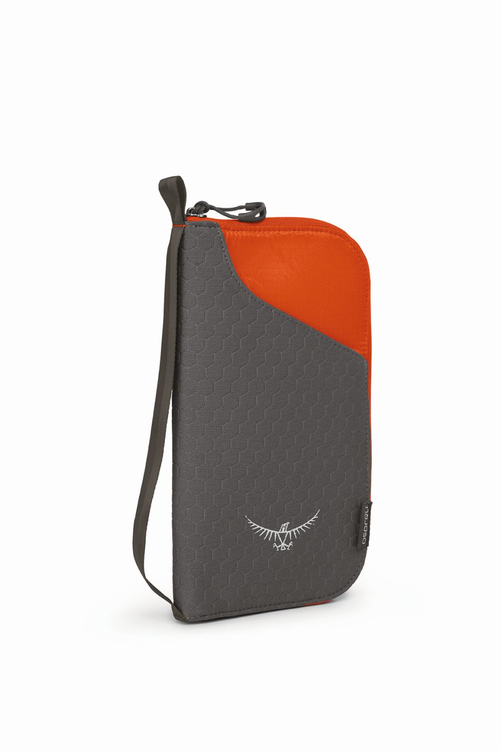 Osprey Document Zip Wallet Poppy Orange-30