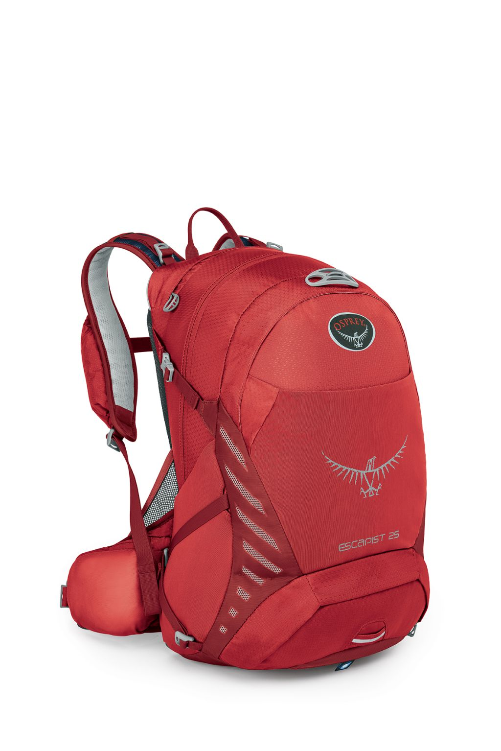 Osprey Escapist 25 Cayenne Red-30