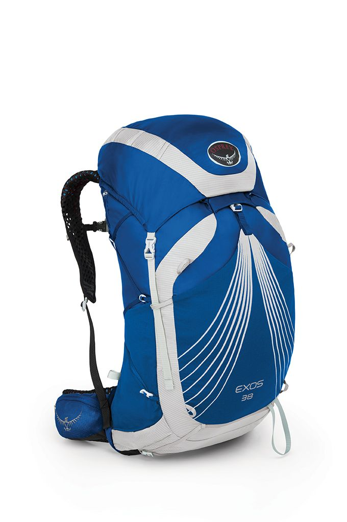 Osprey Exos 38 Pacific Blue-30