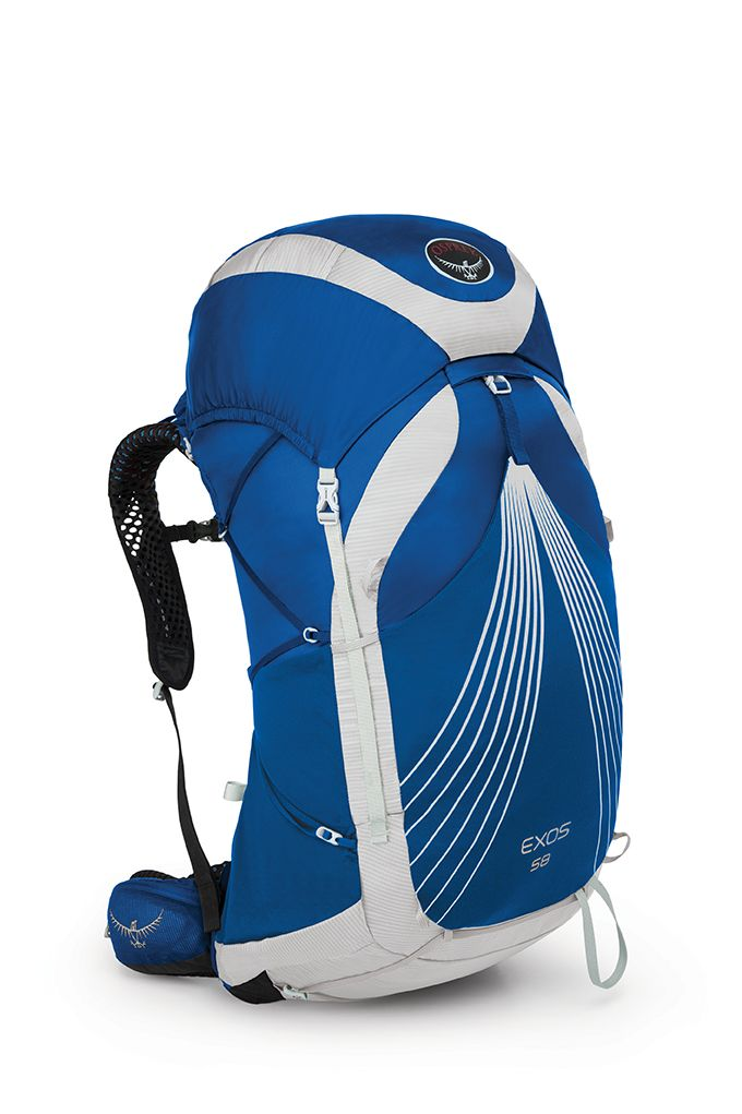 Osprey Exos 58 Pacific Blue-30