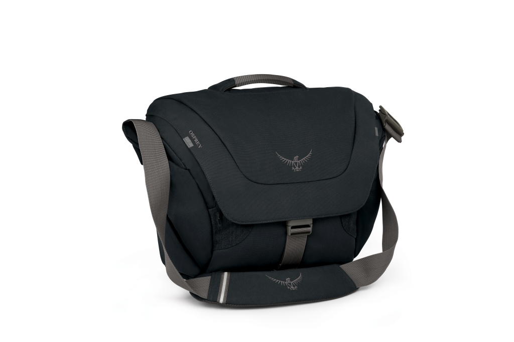 Osprey Flap Jack Courier Black-30