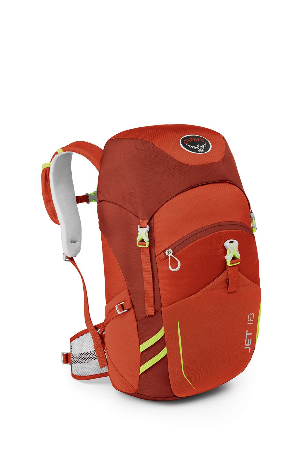Osprey Jet 18 Strawberry Red-30