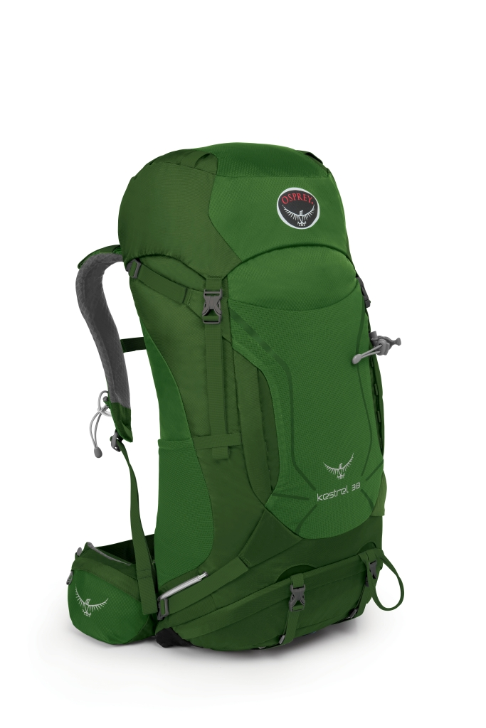 Osprey Kestrel 38 Jungle Green-30