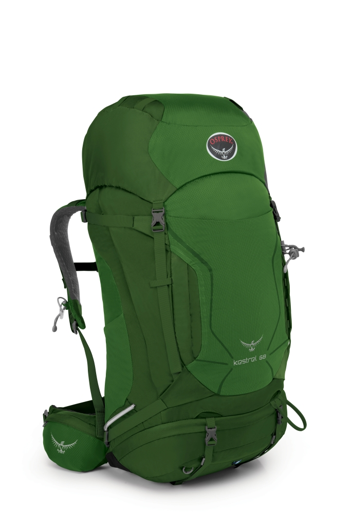 Osprey Kestrel 68 Jungle Green-30