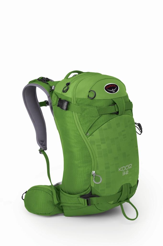 Osprey Kode 32 Nitro Green-30