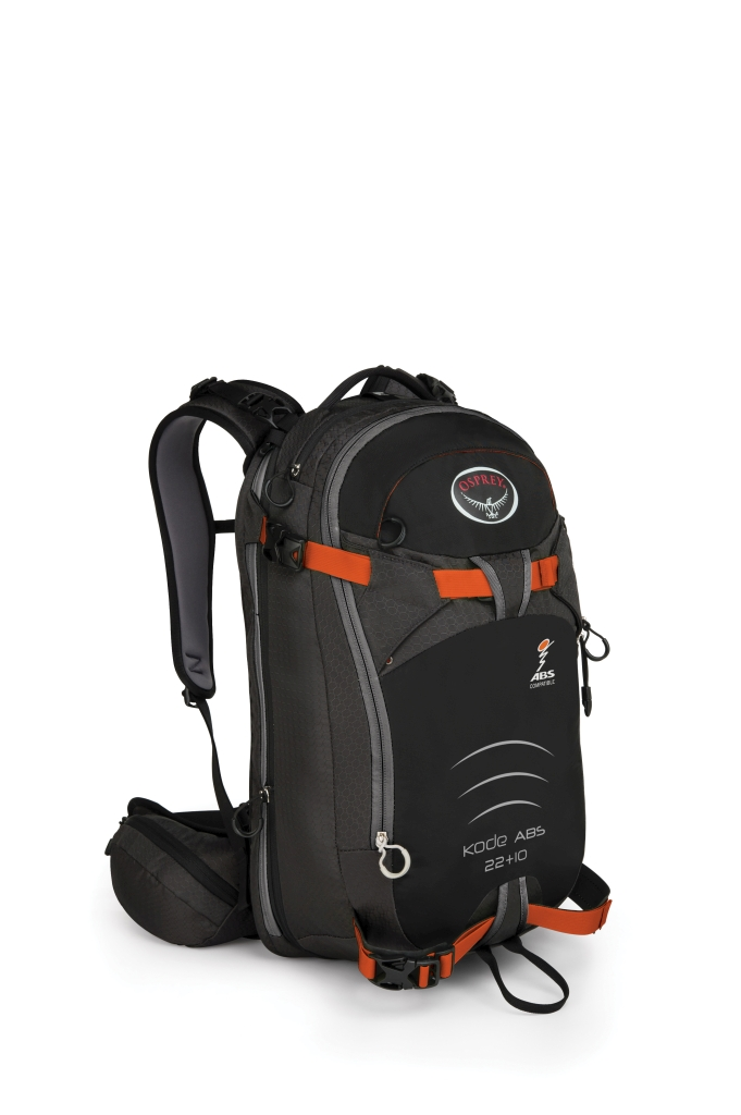 Osprey Kode ABS 22+10 Black-30